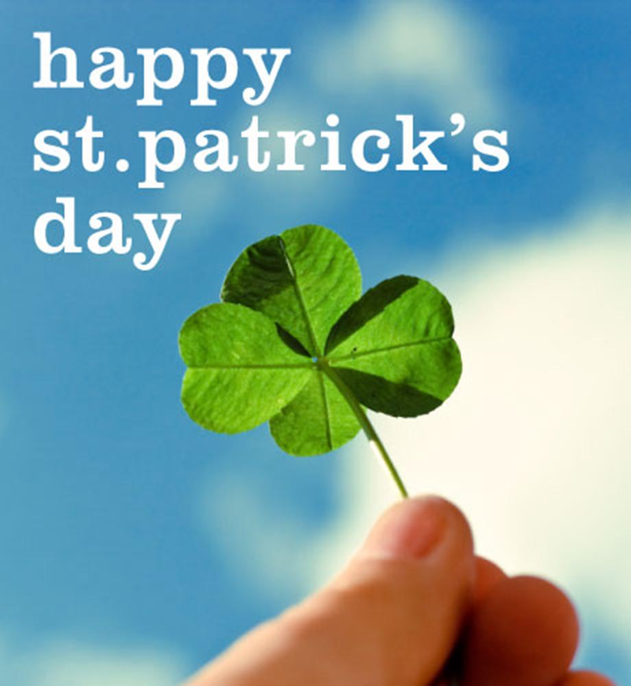 Happy St. Patty's E-Card