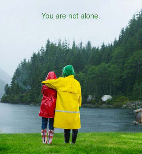 You Are Not Alone E-Card