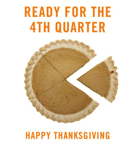 4th Quarter E-Card