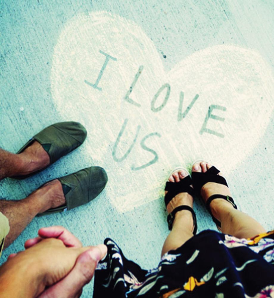 I Love Us E-Card