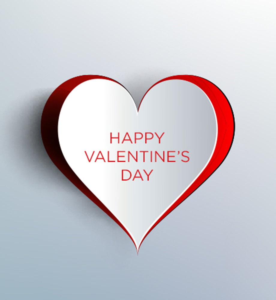 Happy Valentines E Card Doing More Today