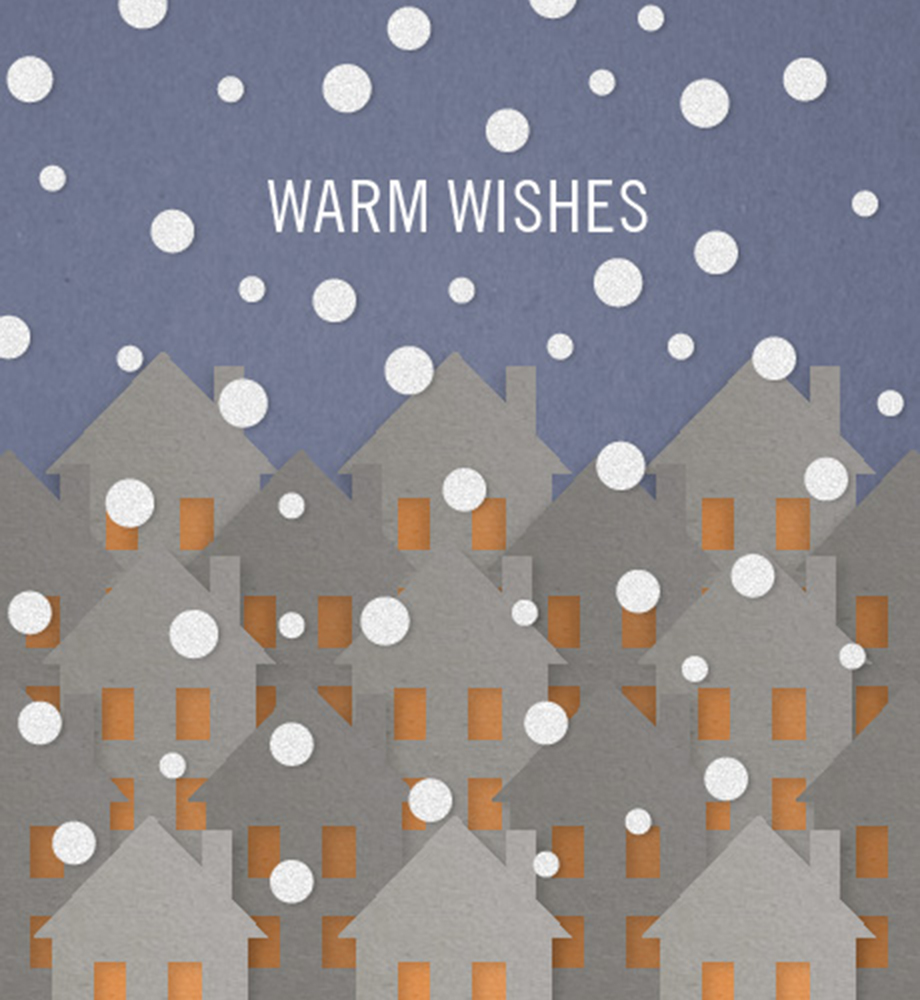 Warm Wishes E-Card