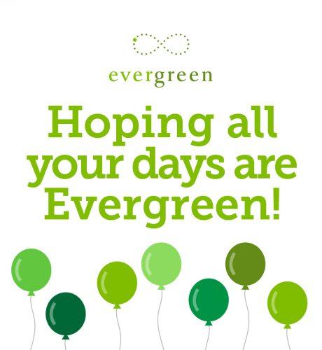Evergreen Days E-Card