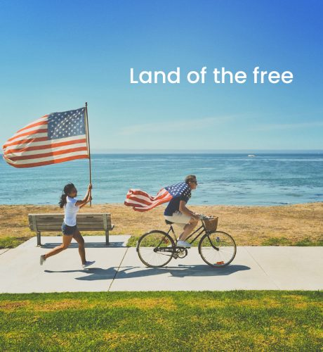 Land of the Free E-Card
