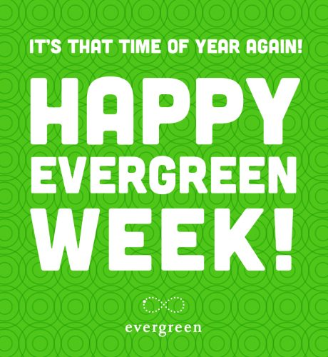 Happy Ever Green Week! E-Card