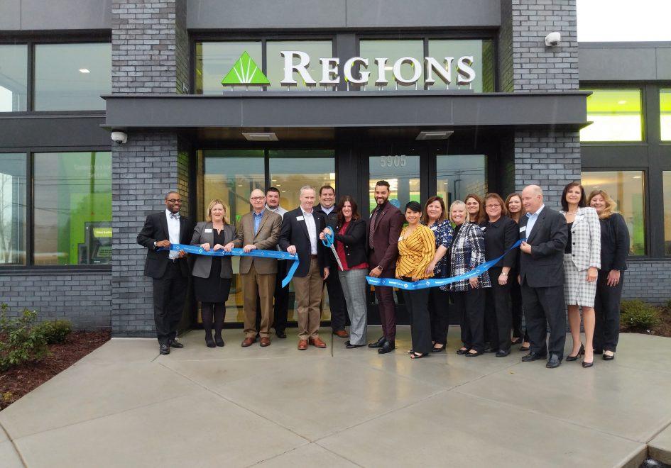 Regions Bank - Atlanta, GA 7 Branch Locations