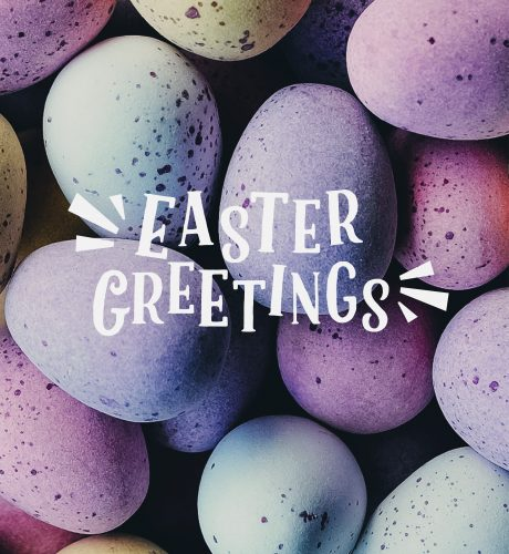 Easter Greetings E-Card