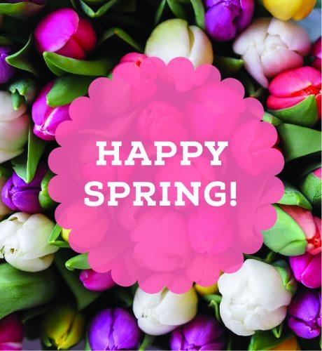 Happy Spring E-Card