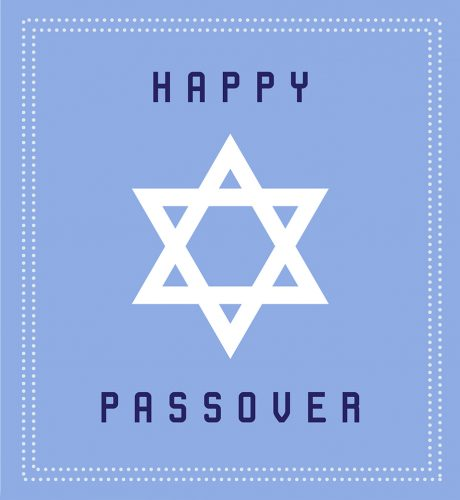 Happy Passover E-Card
