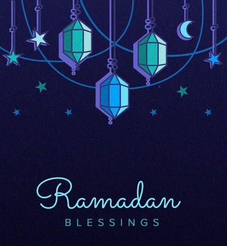 Ramadan Blessings E-Card