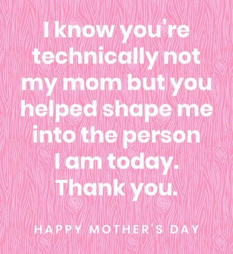 Pink Mother's Day E-Card
