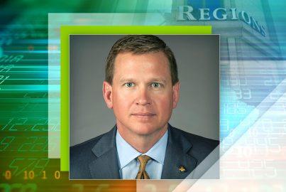 Joel Stephens Appointed head of Regions Capital Markets