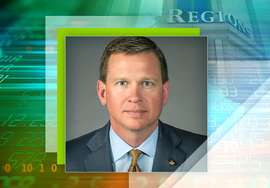 Joel Stephens Appointed head of Regions Capital Markets