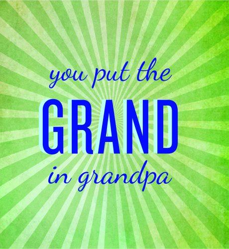 GRANDpa E-Card